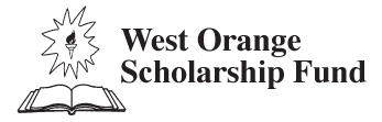 West Orange Scholarship Fund